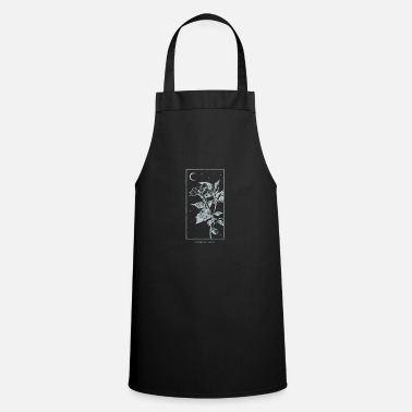 Post Occult Angels Trumpet Psychoactive Plant Gothic - Apron