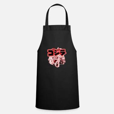 Japan monster - Apron