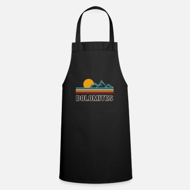 Dolomites dolomites mountains - Apron