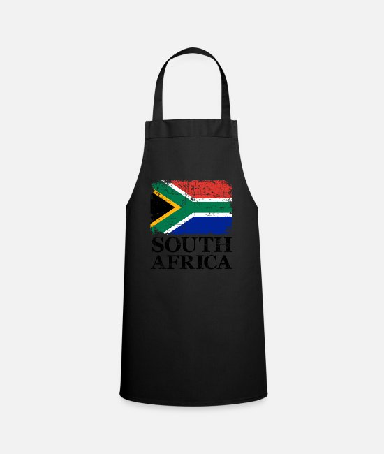Travel Aprons - South Africa - Apron black