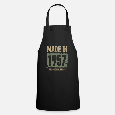 1957 Made In 1957 - Cooking Apron
