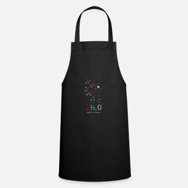 peppermint chemistry colorful - Apron