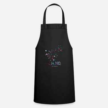 Chili chemistry colorful - Apron