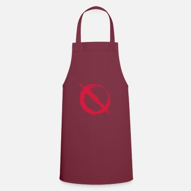 Prohibition Prohibition prohibited - Apron