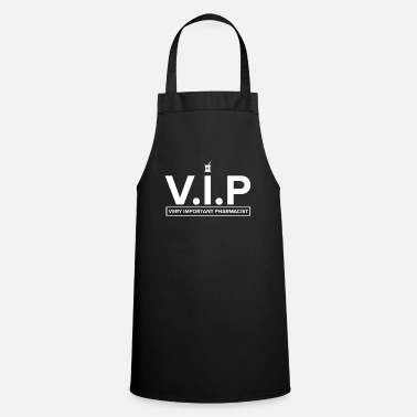 Nurse VIP Very Important Pharmacist Pharmacy RX Gift - Cooking Apron