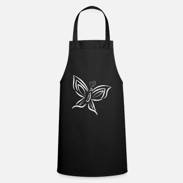 Stand Butterfly, insect, moth, cool, caterpillar - Cooking Apron