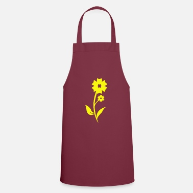 Bloom Flower bloom garden plant gift - Apron