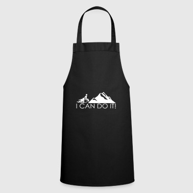 Wheelchair disability - Cooking Apron