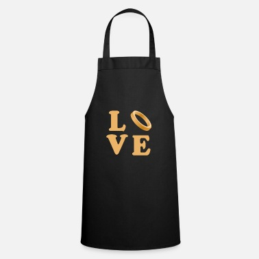 Engagement engagement - Cooking Apron
