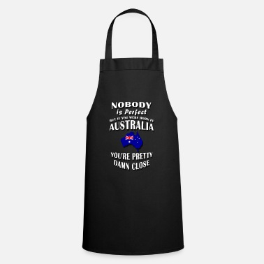 Commonwealth BORN IN AUSTRALIA / Australia / Commonwealth - Apron