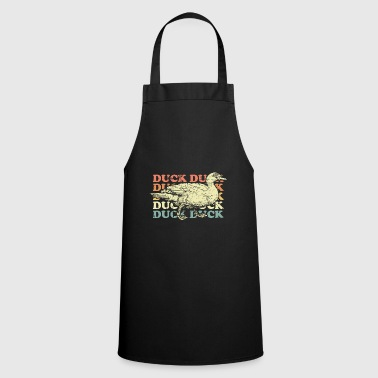 Duck duck - Cooking Apron