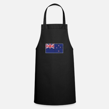 Taupo New Zealand flag banner emblem country gift - Apron