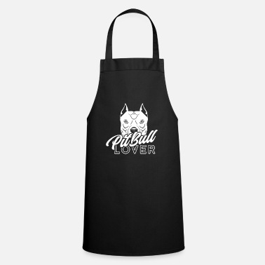 Dog Lover Pit Bull Lover Dog Dog Dog Lover Dog Lover - Cooking Apron