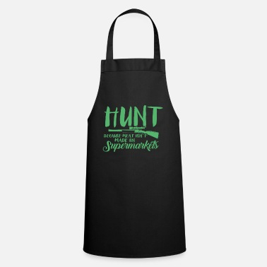 Super Hunting Hunter hunting hunter hunting - Cooking Apron