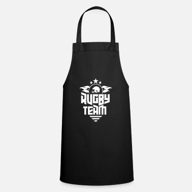 Rugby Rugby rugby player team rugby team - Apron