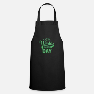 Weltkulturerbetag World Heritage Day - Apron