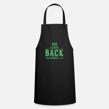 Backpacking Backpacking backpacking backpacking trip - Apron