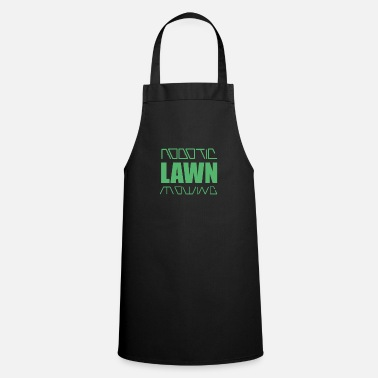 Cut Lawn mow mower robotic lawn mower robot - Apron