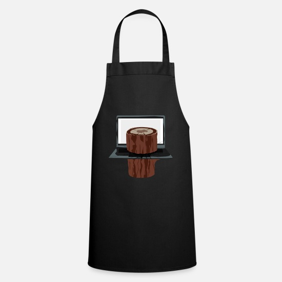 Offline Aprons - logged out - Apron black