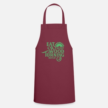Turn Turning wood Turning wood Turning wood - Apron