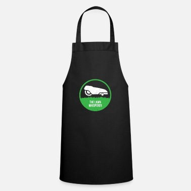Mower Robot lawn mower - The Lawn Whisperer - Apron