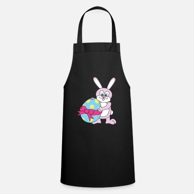 Cartoon Easter easter bunny - Cooking Apron