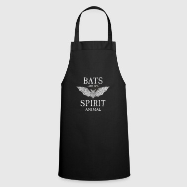 Vampire Bats are my spirit animal - Cooking Apron