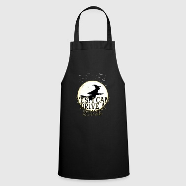 witch - Cooking Apron