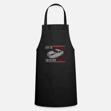 Tuning Tuning - Cooking Apron