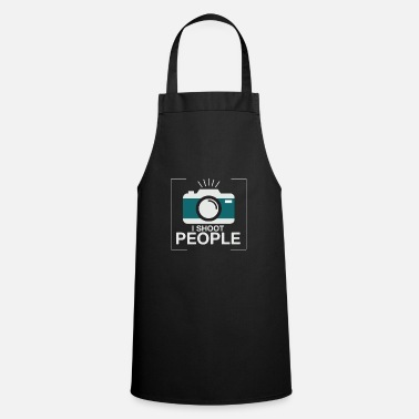 Shooting shoot - Cooking Apron
