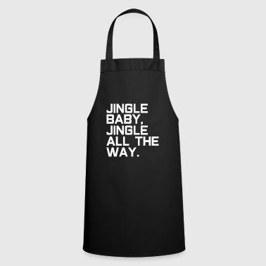 Jingle Santa Claus Santa Claus - Cooking Apron