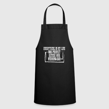 Wedding Marry a different wedding day - Cooking Apron