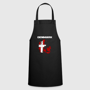 Denmark danish danish national flag gift - Cooking Apron