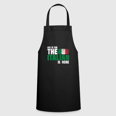 Italy flag flag gift gift idea - Cooking Apron