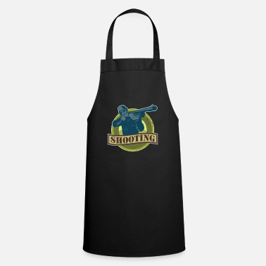 Shooting Target Shooting Shooting Sport Shooting - Cooking Apron