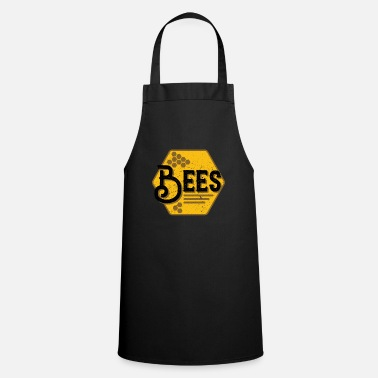 Bee Bees bees - Cooking Apron