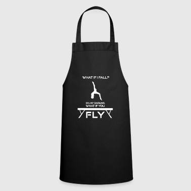 Balance Beam Gymnastics - Cooking Apron