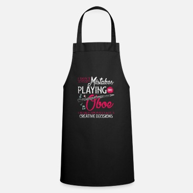Composer Oboe composer - Cooking Apron