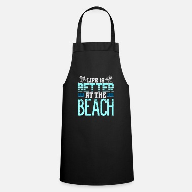Beach Beach - Cooking Apron