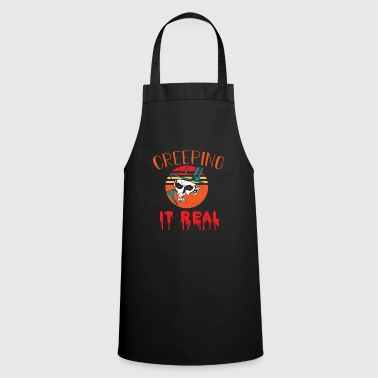 Halloween pumpkin zombie witch vampire costume - Cooking Apron