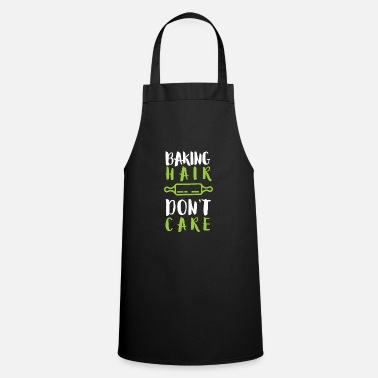 Chef Baking Hair Care I Baker Bakery Baker Baking - Cooking Apron