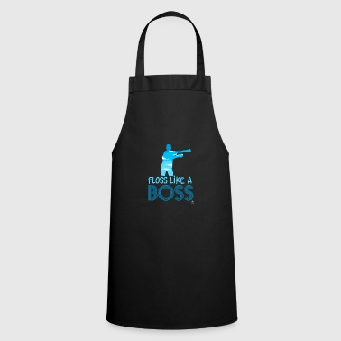 Deejay Floss like a boss gift - Cooking Apron