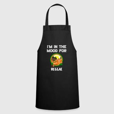 Rasta Vintage Reggae Gift for Jamaican Dub Roots Reggae Lovers - Cooking Apron