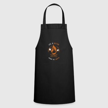 Photography campfire gift - Cooking Apron