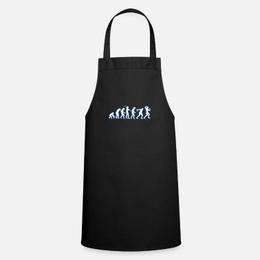 Gym Evolution of gym gift - Cooking Apron