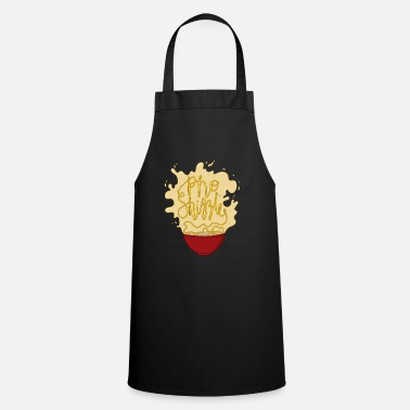 Pho Pho Food Asian Noodle Shizzle Food Gift - Cooking Apron