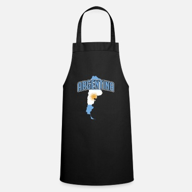 South America Argentina South America - Cooking Apron