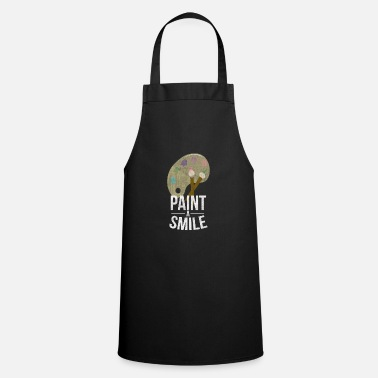 Painting To paint - Cooking Apron