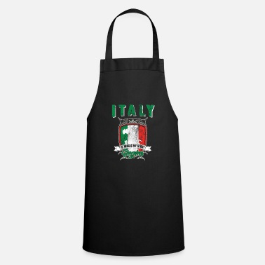 Italy Italy Italy - Cooking Apron