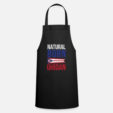 Gaming OH Ohio Native Gift for Home State Pride - Cooking Apron